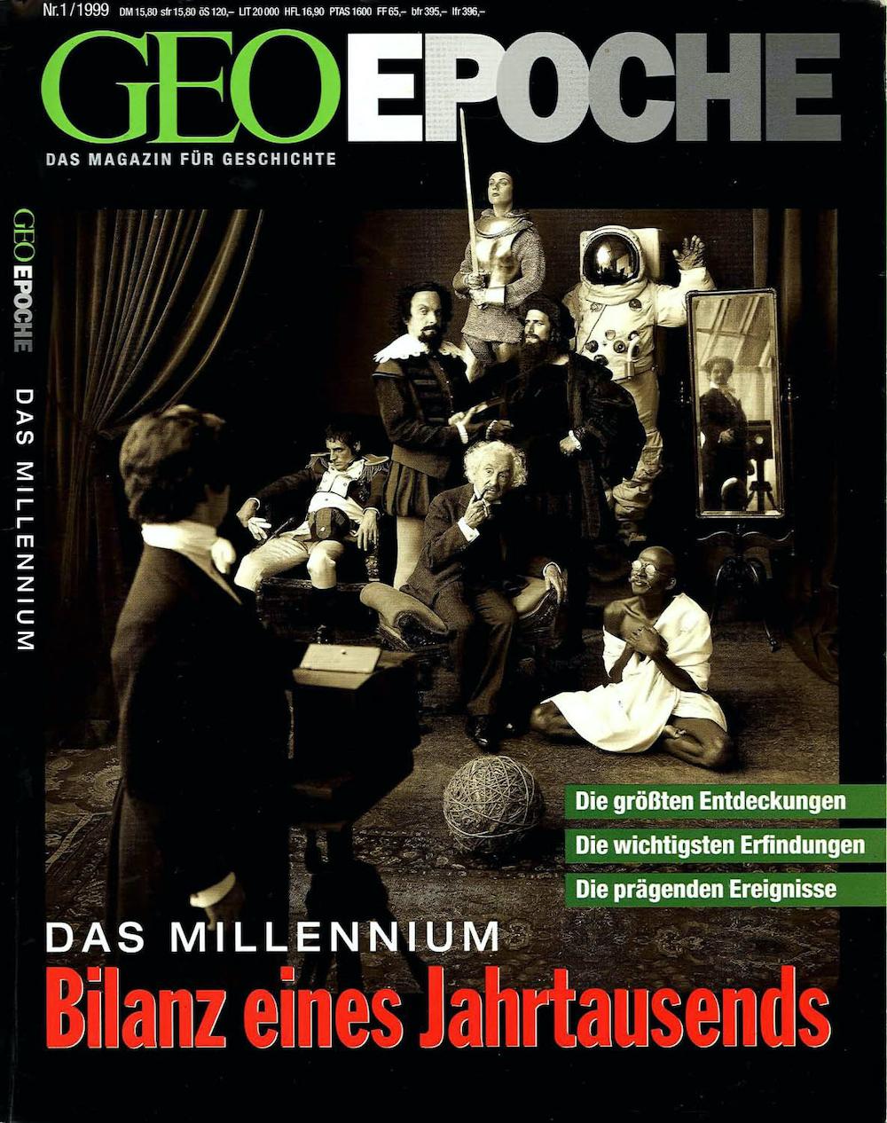 Geo Epoche 1999-01 Das Millennium - Bilanz eines Jahrtausends