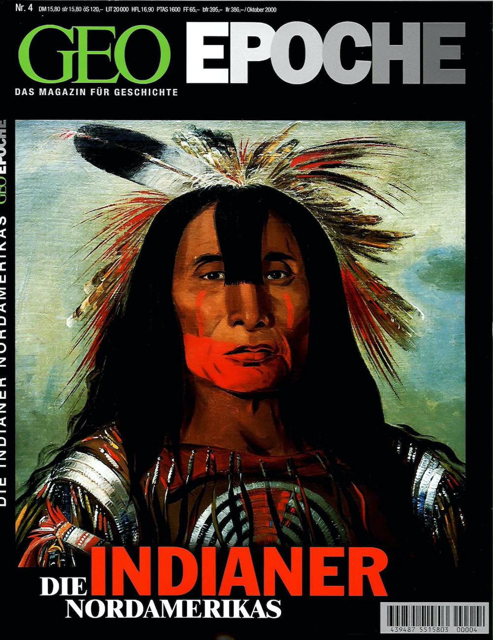 GEO Epoche 2000-04 Die Indianer Nordamerikas