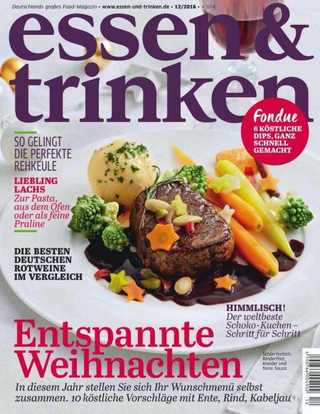 Essen & Trinken 2016-12