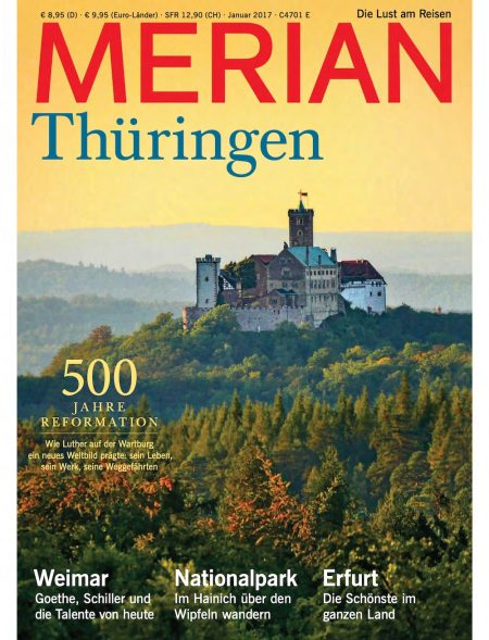 Merian 2017-01 Thüringen