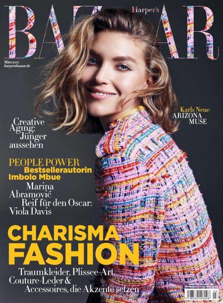 Harper's Bazaar 2017-03