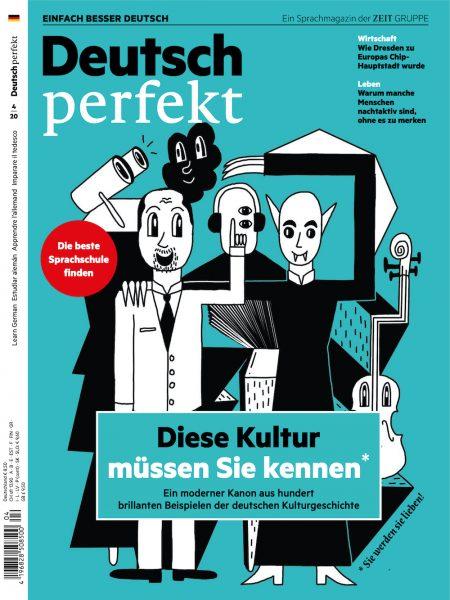 Deutsch Perfekt 2020-04