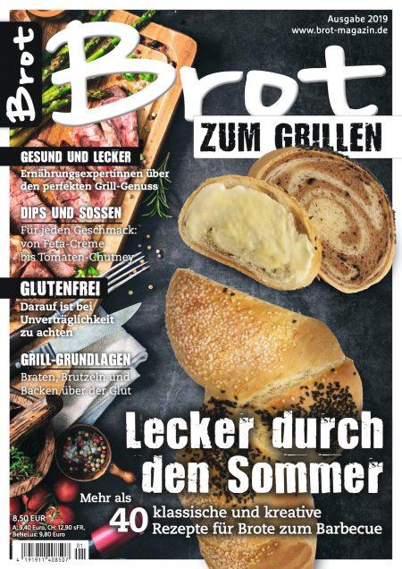 Brot Sonderheft zum Grillen 2019