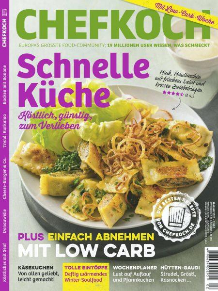 Chefkoch 2020-01