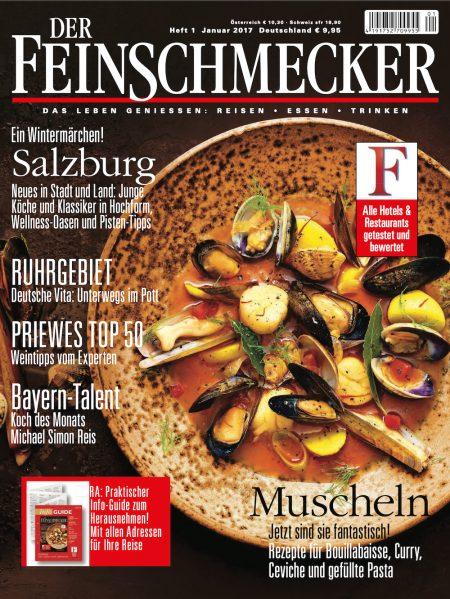 Der Feinschmecker 2017-01
