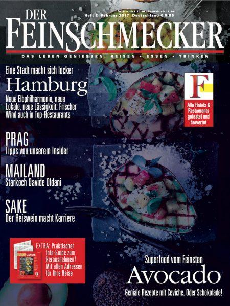 Der Feinschmecker 2017-02