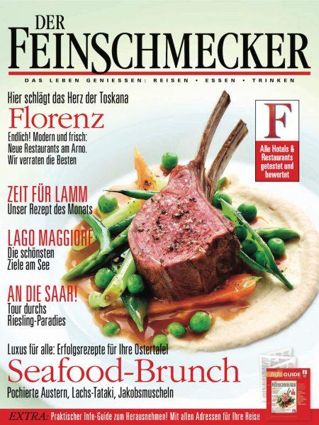 Der Feinschmecker 2017-04