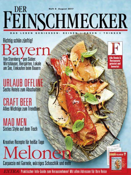 Der Feinschmecker 2017-08