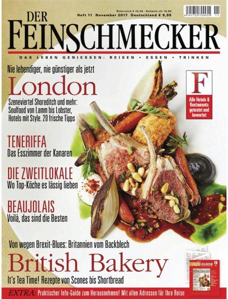 Der Feinschmecker 2017-11