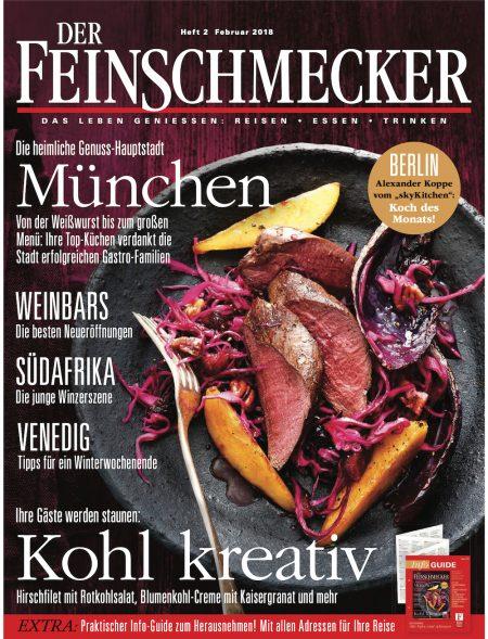 Der Feinschmecker 2018-02