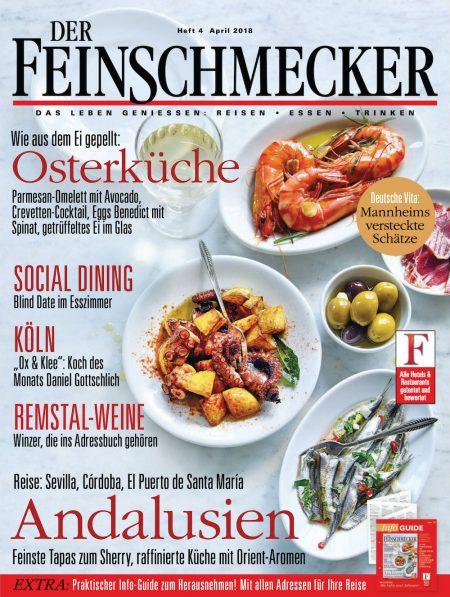 Der Feinschmecker 2018-04