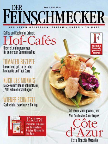Der Feinschmecker 2018-07