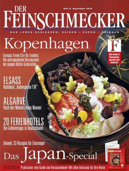 Der Feinschmecker 2018-09