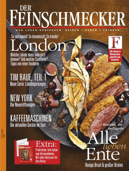 Der Feinschmecker 2019-01