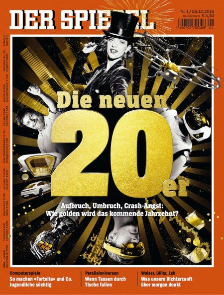 Der Spiegel 2020-01