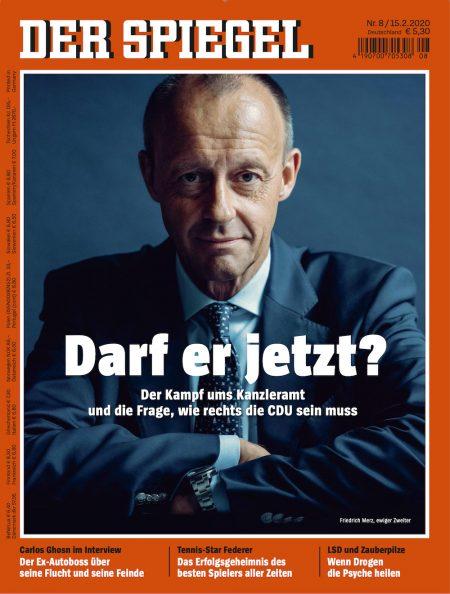 Der Spiegel 2020-08