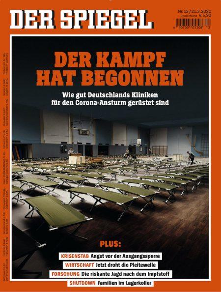 Der Spiegel 2020-13