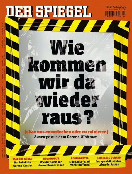 Der Spiegel 2020-14