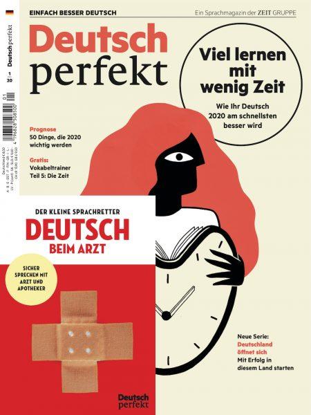 Deutsch Perfekt 2020-01