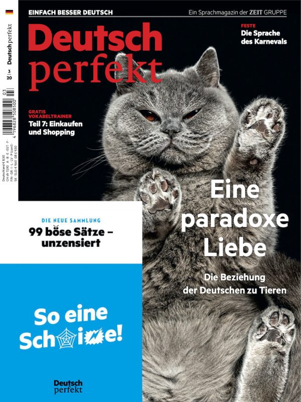 Deutsch Perfekt 2020-03