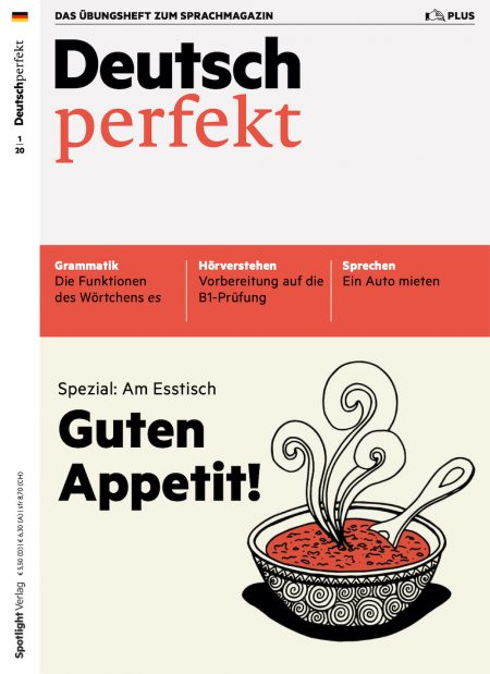 Deutsch Perfekt Plus 2020-01