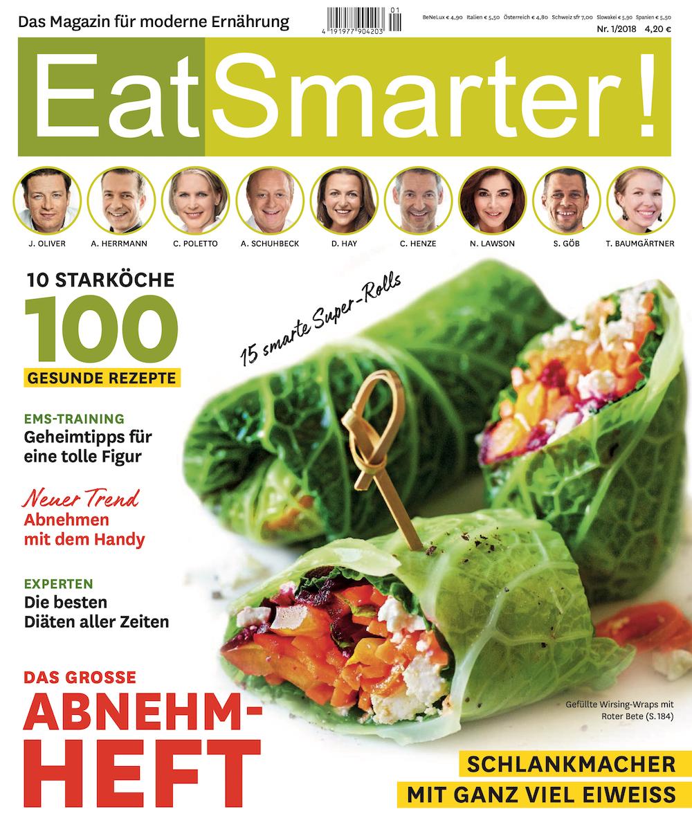 Eat Smarter 2018-01