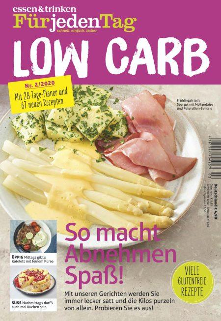 Essen & Trinken für jeden Tag Sonderheft Low Carb 2020-02