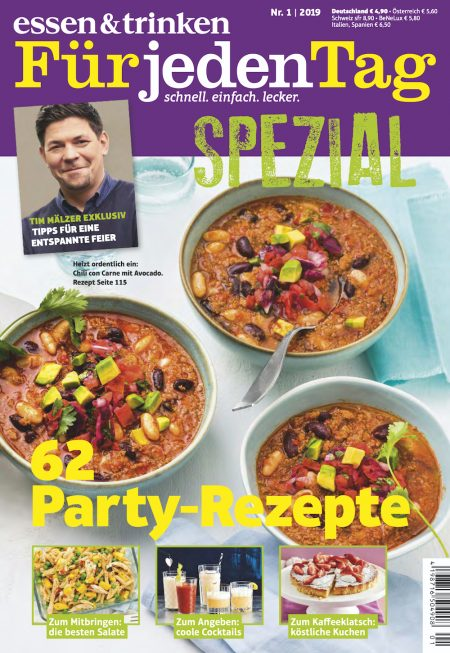 Essen & Trinken für jeden Tag Spezial 2019-01