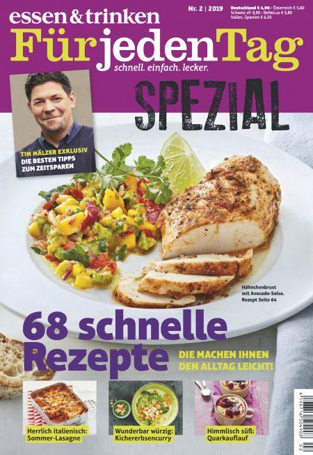 Essen & Trinken für jeden Tag Spezial 2019-02
