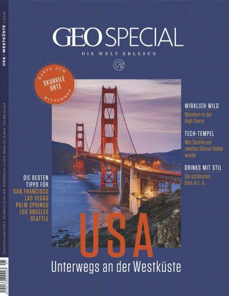 GEO Special 2020-01 USA - Unterwegs an der Westküste