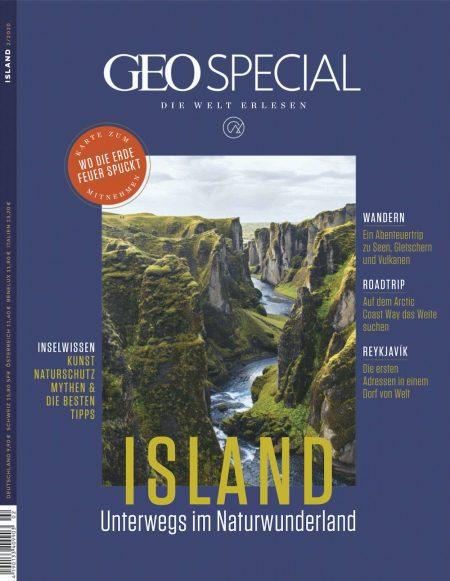 GEO Special 2020-02 Island - Unterwegs im Naturwunderland