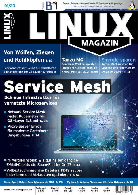 Linux Magazin 2020-01