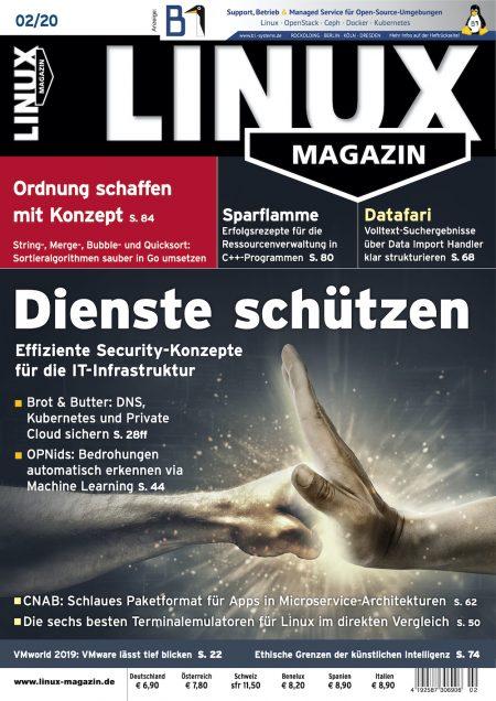 Linux Magazin 2020-02