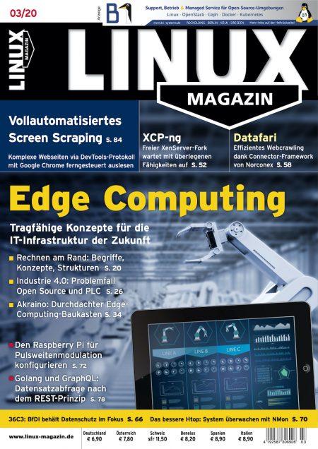 Linux Magazin 2020-03
