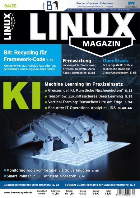 Linux Magazin 2020-04