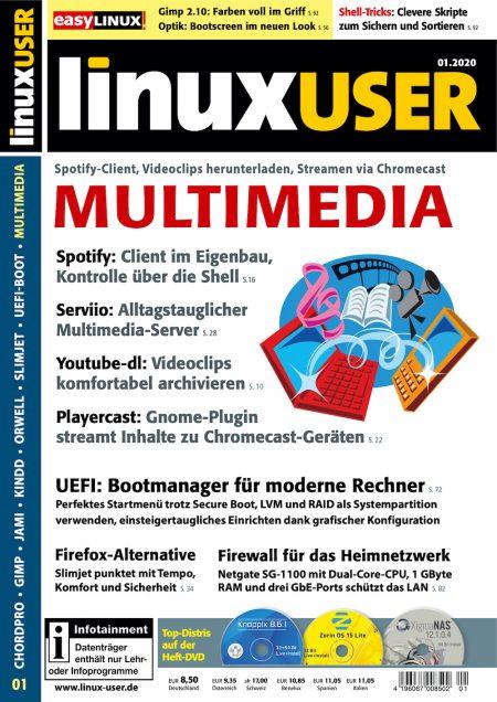 Linux User 2020-01