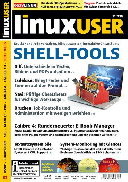Linux User 2020-02
