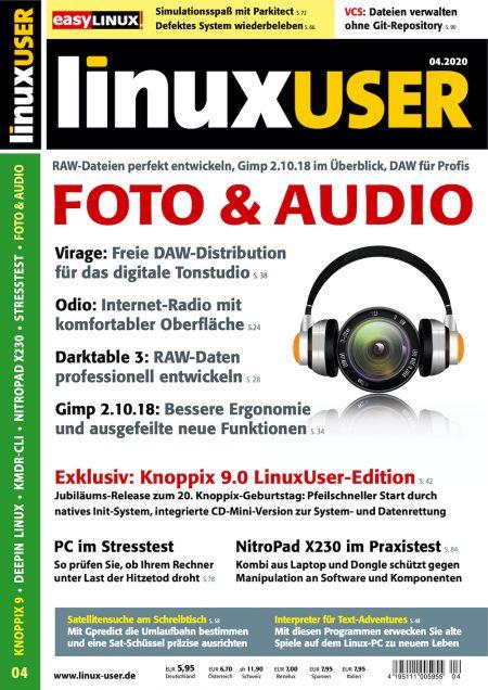 Linux User 2020-04