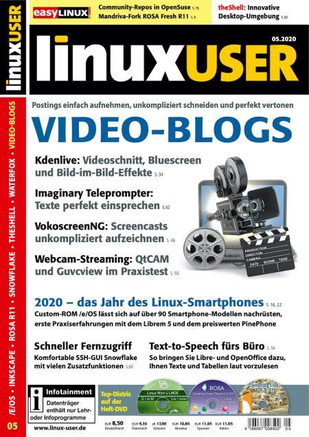 Linux User 2020-05