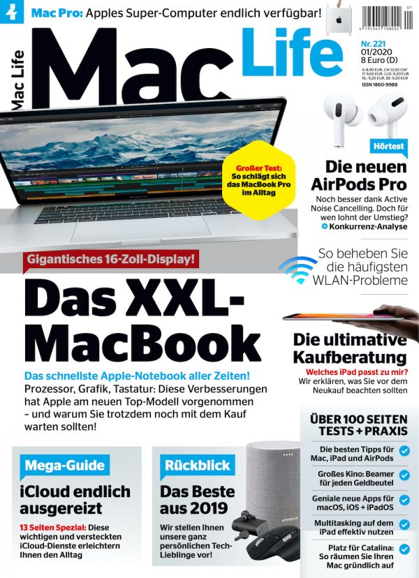 Mac Life 2020-01