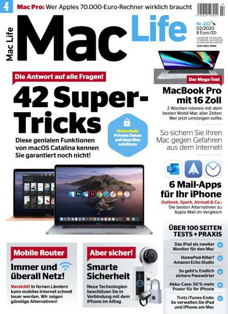 Mac Life 2020-02