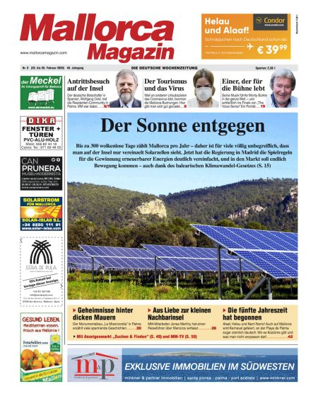 Mallorca Magazin 2020-08