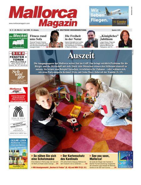 Mallorca Magazin 2020-13