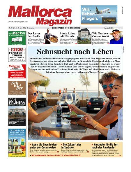 Mallorca Magazin 2020-16