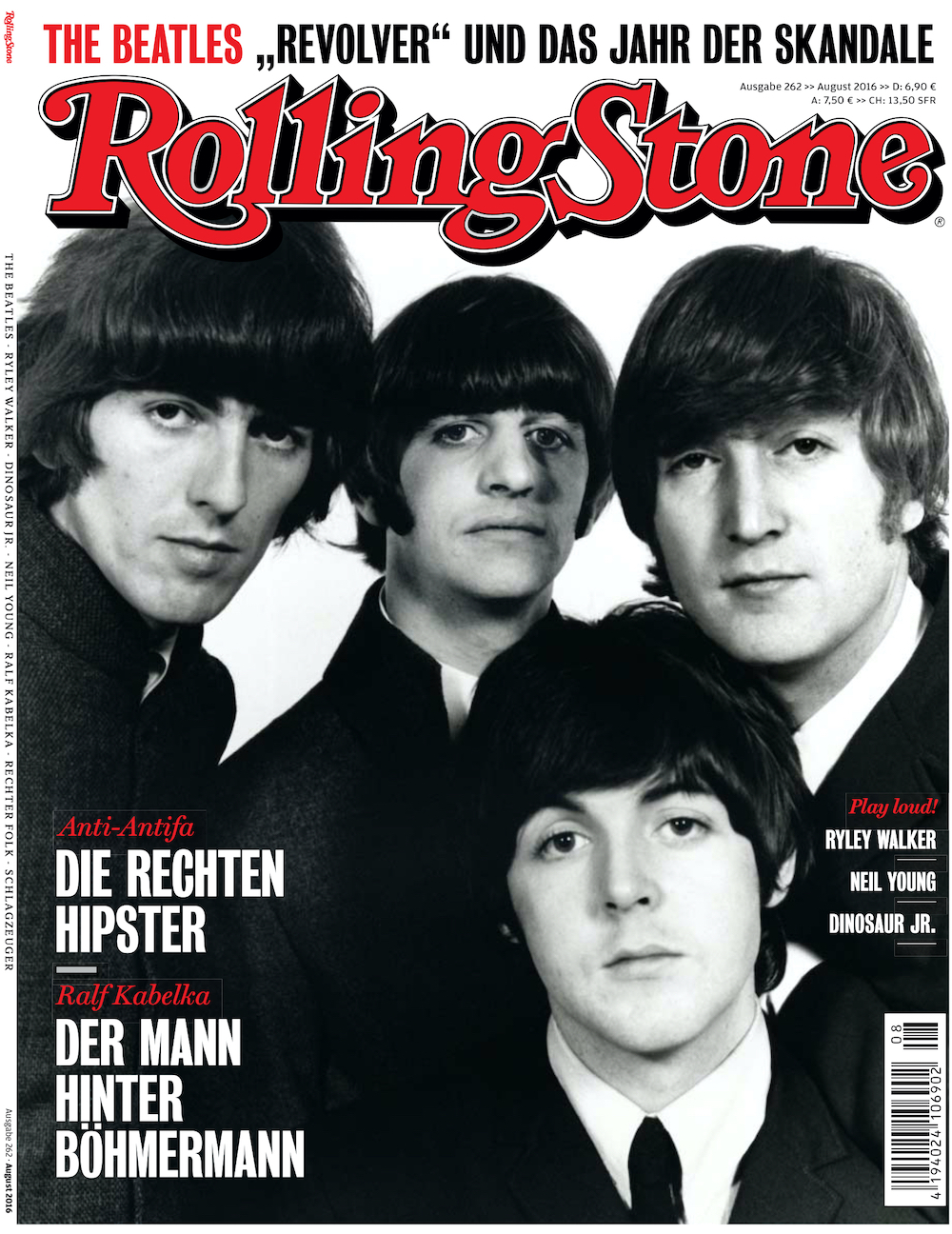 Rolling Stone 2016-08