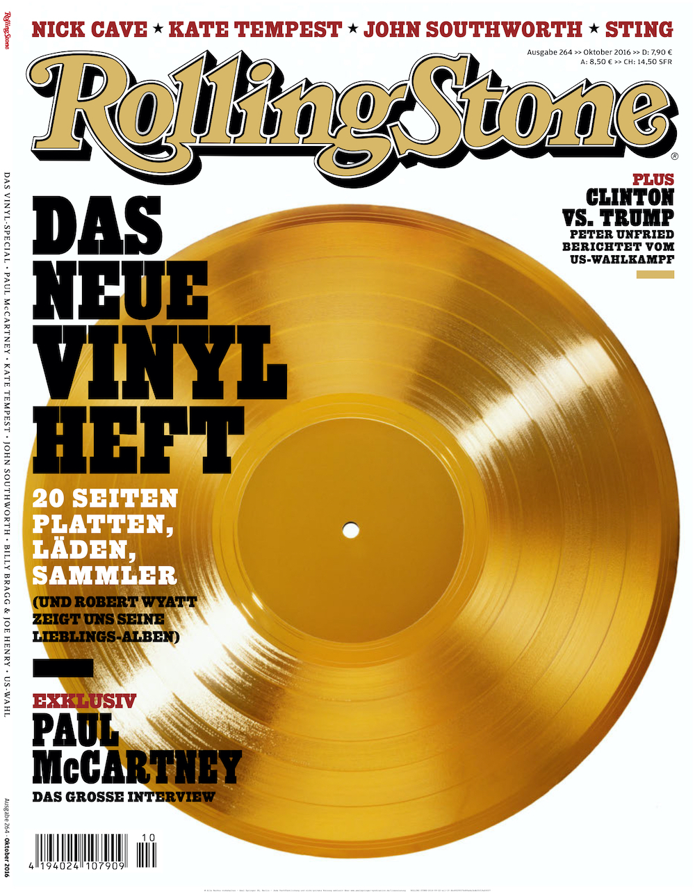 Rolling Stone 2016-10