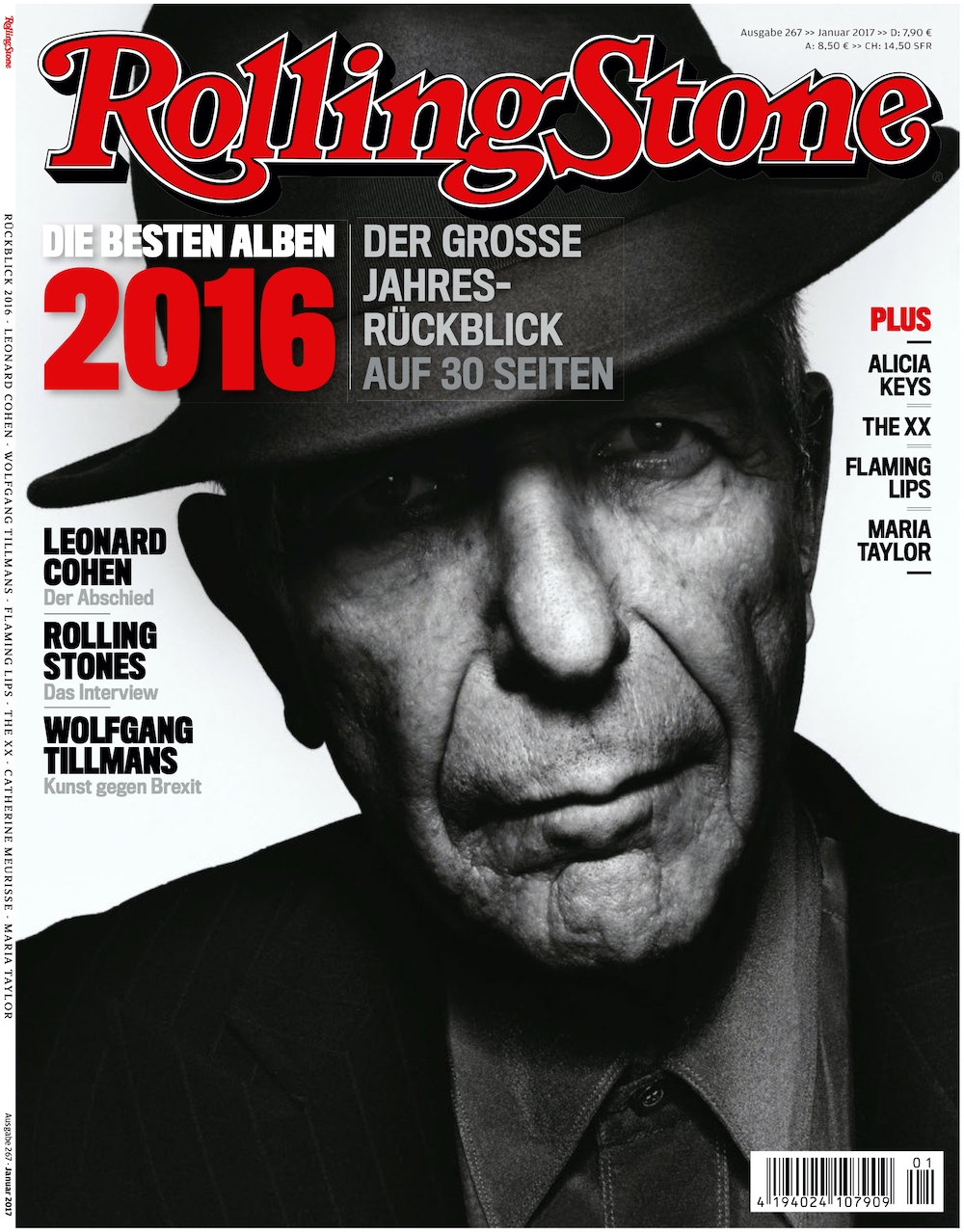 Rolling Stone 2017-01