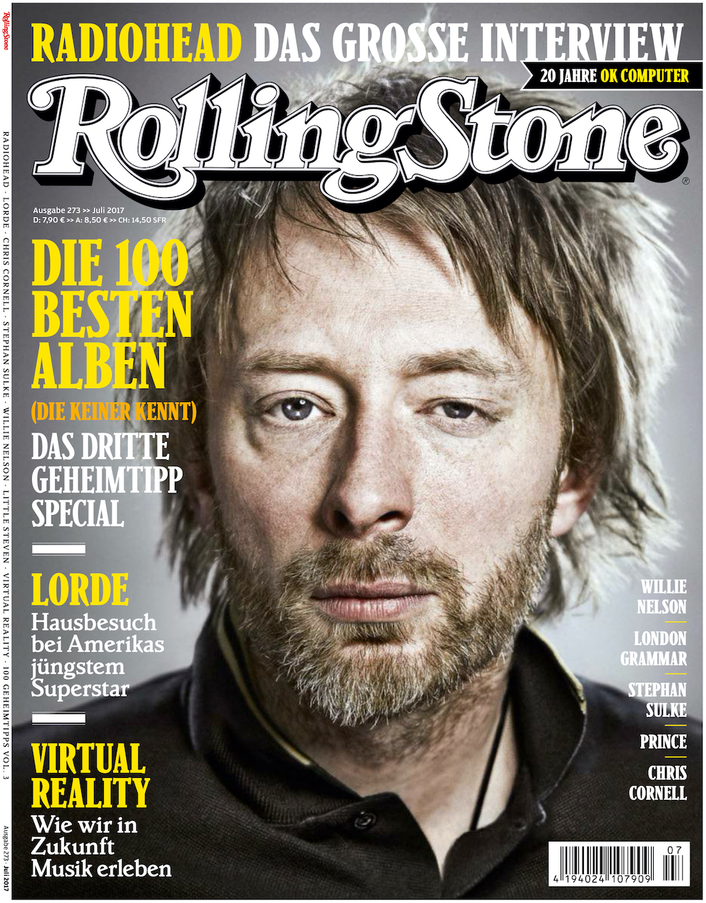 Rolling Stone 2017-07
