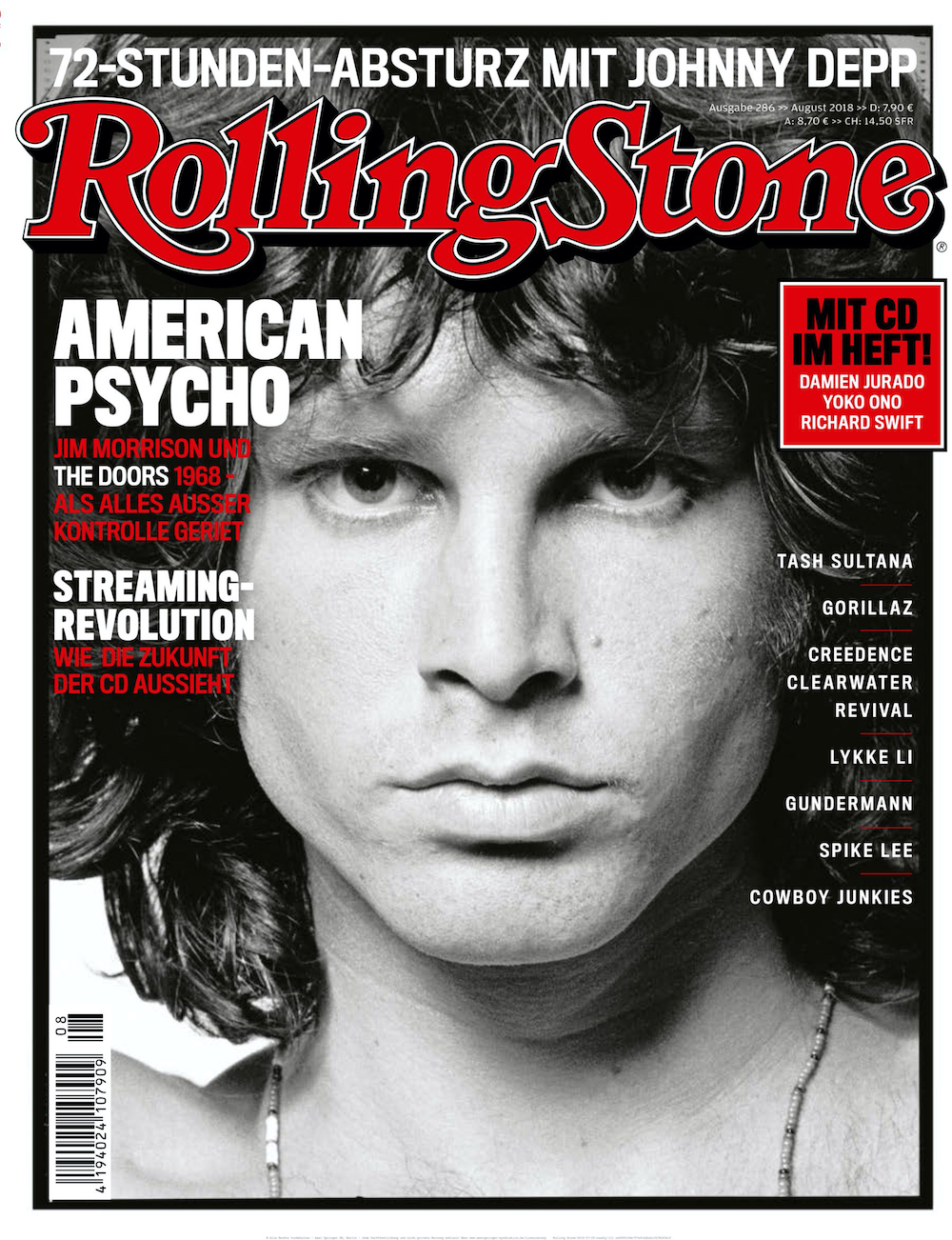 Rolling Stone 2018-08
