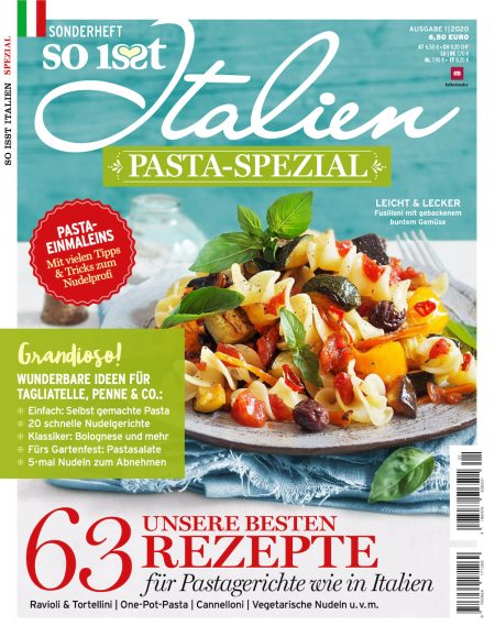 So isst Italien Pasta Spezial 2020-01